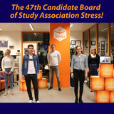 The 47th Candidate Board of Study Association Stress!